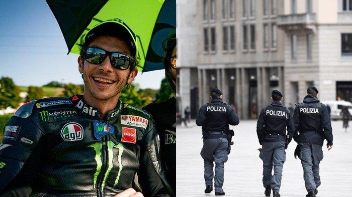 Valentino Rossi Bongkar Situasi Lockdown di Italia Darurat Virus Corona, Mirip Zona Perang