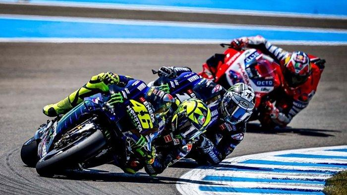 Jadwal MotoGP Ceko 2020 Hati-hati Fabio Quartararo & Maverick Vinales, Valentino Rossi Tebar Ancaman