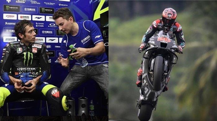 Digusur Fabio Quartararo, Valentino Rossi Malah Dukung Yamaha, Serta Rencana Duet Bareng Lorenzo
