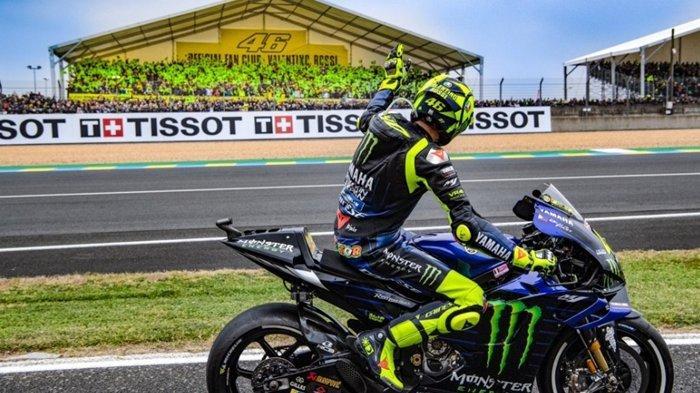 Nasib Valentino Rossi di MotoGP 2020 Pensiun Atau Bertahan, Yamaha Masih Tunggu Keputusan
