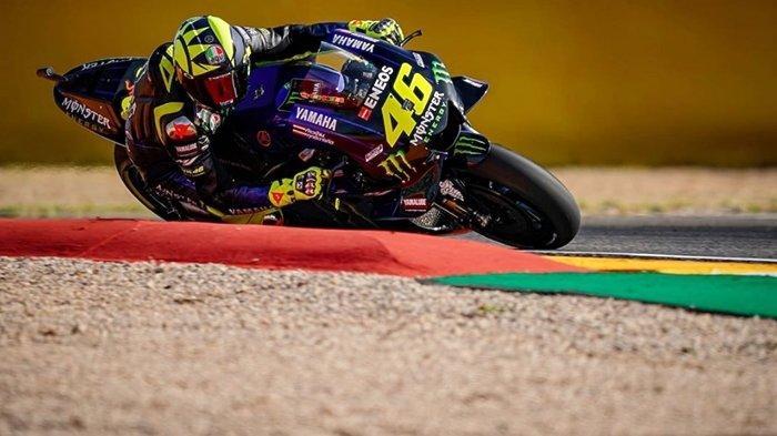 Valentino Rossi Mulai Optimis Bersama Yamaha Tatap Balapan MotoGP 2020, Ini Sebabnya