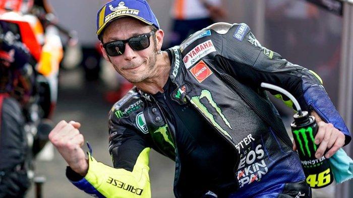TERPOPULER - Valentino Rossi Dikabarkan Bakal Pensiun dari MotoGP, Sang Ayah Beri Penjelasan