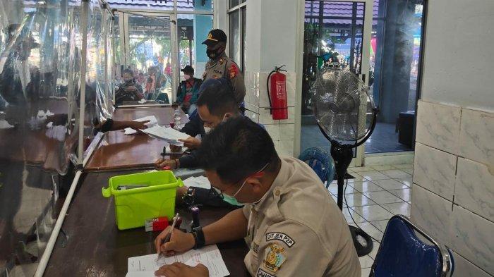 Puncak Arus Balik Diprediksi Sabtu-Minggu di Pelabuhan Samarinda, Penumpang Diprediksi Bakal Terurai