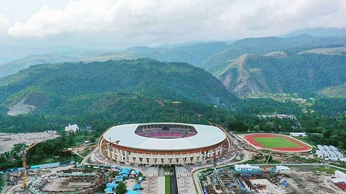 Venue Utama PON 2020 Papua, Stadion Papua Bangkit
