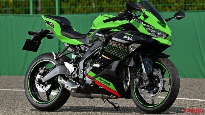 Inilah Perbedaan Kekuatan Mesin dan Harga Kawasaki Ninja ZX-25R di Indonesia dan Thailand