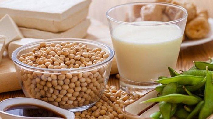 Antioksidan hingga Mencegah Osteoporosis, Berikut 5 Manfaat Susu Kedelai  untuk Kesehatan Tubuh - Tribun Kaltim