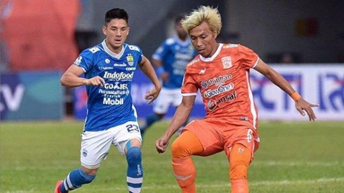 Live Streaming Persib vs Borneo FC, Prediksi hingga Head to Head Kedua Tim