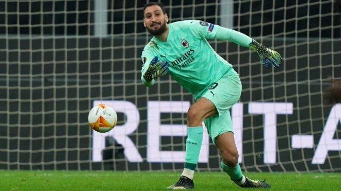 VIDEO Detik-detik Penyelamatan Super Gianluigi Donnarumma, AC Milan Selamat dari Kekalahan