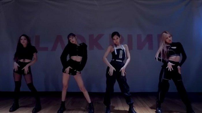 Video Latihan Dance BLACKPINK 'Kill This Love' Rilis, Begini Koreografi Lengkapnya