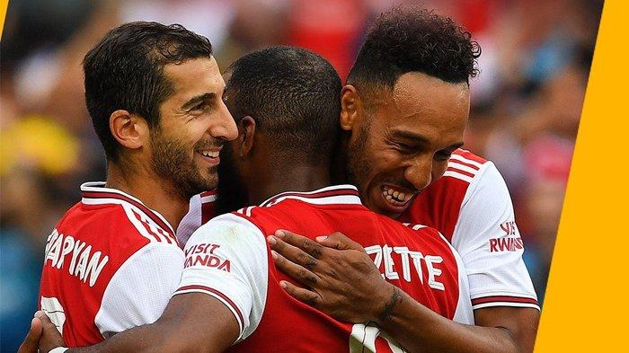 VIDEO Link Live Streaming Arsenal vs Burnley, Liga Inggris Malam Ini Jam 18.30 WIB