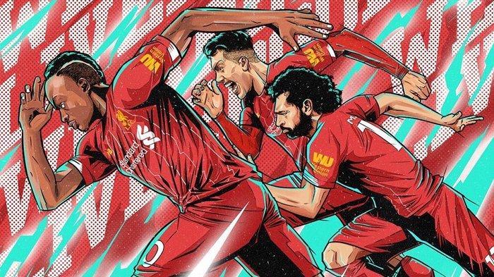 Hasil Lengkap Liga Inggris Pekan ke 20, Liverpool Dominasi Klasemen, Arsenal Kalah Lagi