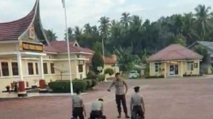 Viral di Facebook, Meski Bersimpuh, 3 Polisi Dipukul Sekaligus, Masuk Rumah Sakit, Polri Bertindak