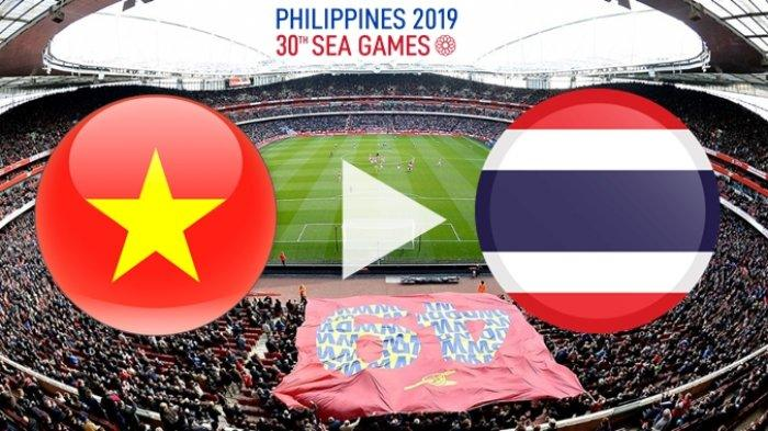 BERLANGSUNG SKOR 1-2 Live Streaming Vietnam vs Thailand, Peluang Timnas U23 Indonesia Juara Grup?