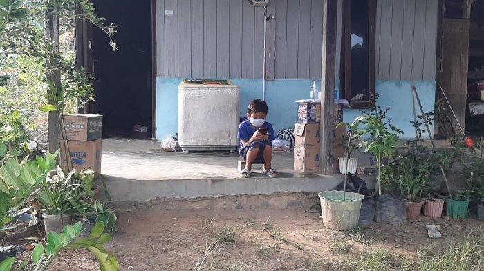 Nasib Vino, Bocah yang Ditinggal Wafat Ayah Ibunya Akibat Covid-19, Dapat Kejutan dari Orang Penting