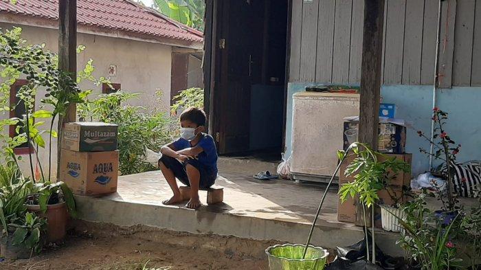 Nasib Bocah Yatim Piatu akibat Covid-19 di Kubar Rencananya Diasuh Nenek di Jawa Tengah