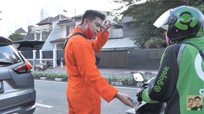 Konten Baim Wong Dianggap Tuduh Orangtua Sebagai Pengemis, Gegara Dikejar Kakek Pedagang