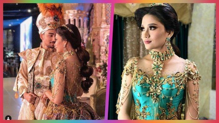 Viral Pernikahan Putri Calon Bupati Jember, Bak Putri Jasmine Film Aladdin, Ivan Gunawan: A Princess
