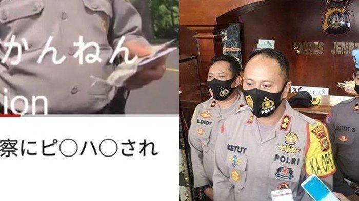Buntut Viral Polisi Jembrana Minta Uang Tilang Rp 1 Juta ke Turis Jepang, Sanksi Tak Main-main