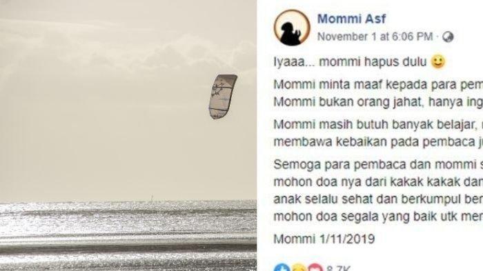 Viral Postingan Layangan Putus Mommy ASF, Mungkinkah Selingkuh Meski Hubungan Suami Istri Memuaskan