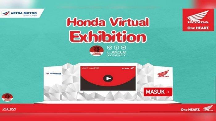 Khusus Bulan Juli, Honda Virtual Exhibition Berikan Servis dan Ganti Oli Setahun
