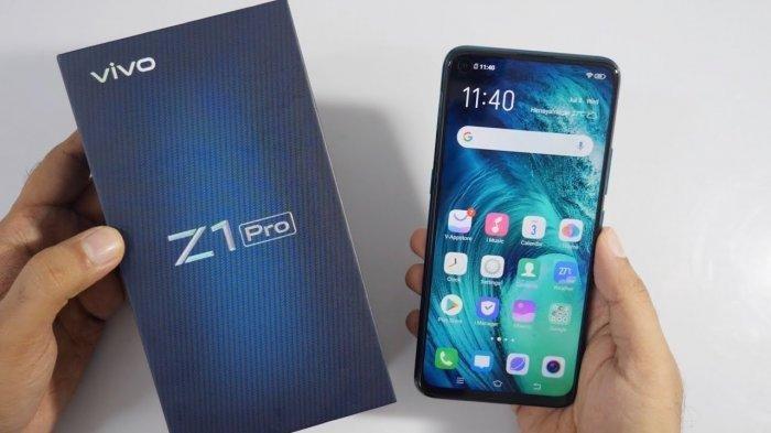 LENGKAP Update Harga HP Vivo Bulan Februari 2021, Vivo V19, Vivo V15 Pro, Vivo Z1 Pro, Vivo X50 Pro