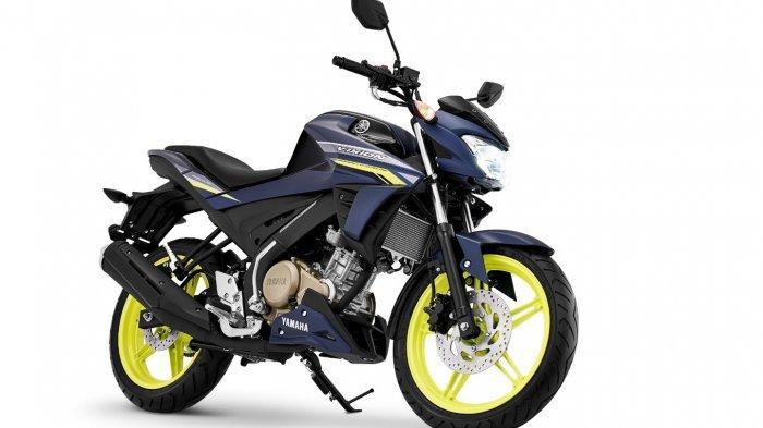 Warna Baru Yamaha Vixion Meluncur, Tampil Makin Sporty dan Berkelas