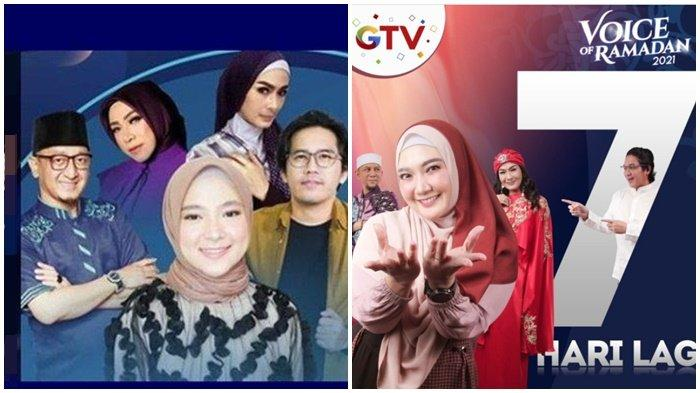 Nissa Sabyan dan Ayus Diganti, Tak Lagi Jadi Juri Voice of Ramadan GTV, Kini Sulis dan Pasha Ungu
