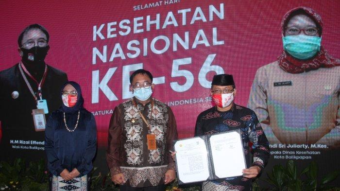 K3 Uniba Jalin Kerjasama dengan Dinkes Kota Balikpapan, Bantu Wujudkan Masyarakat Sehat dan Selamat