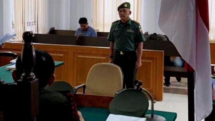 Pelapor Kecewa Komandan TNI Hanya Divonis 8 Bulan Penjara Padahal Terbukti Selingkuh dan Nikah Siri