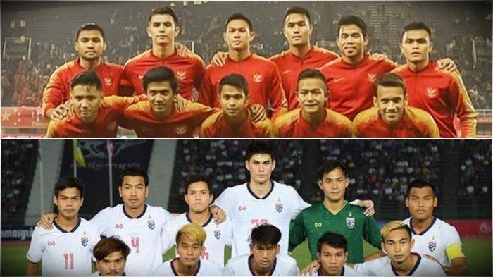 Live Streaming TV Online Timnas Indonesia vs ThaiLand di RCTI Indra Sjafri Turunkan Skuad Terbaik