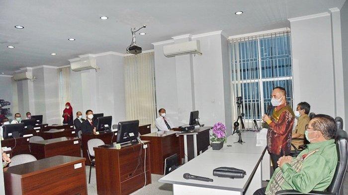 BKPPD Gelar Uji Kompetensi, Diikuti 20 Pejabat Kubar