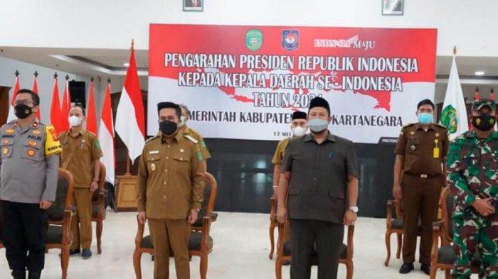 Wabup Kukar Rendi Solihin Tegaskan Pemkab Serius Tangani Covid-19