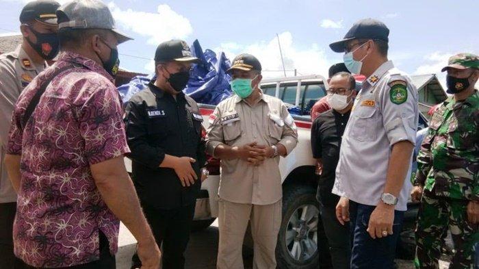Wabup Apresiasi Inisiatif Stakeholder Kembang Janggut, Kolaborasi Perbaiki Jalan Rusak di Hambau