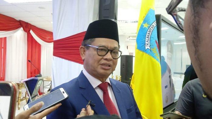 Antisipasi Penyebaran Covid-19, Gubernur Irianto Kumpulkan Seluruh Bupati/Walikota