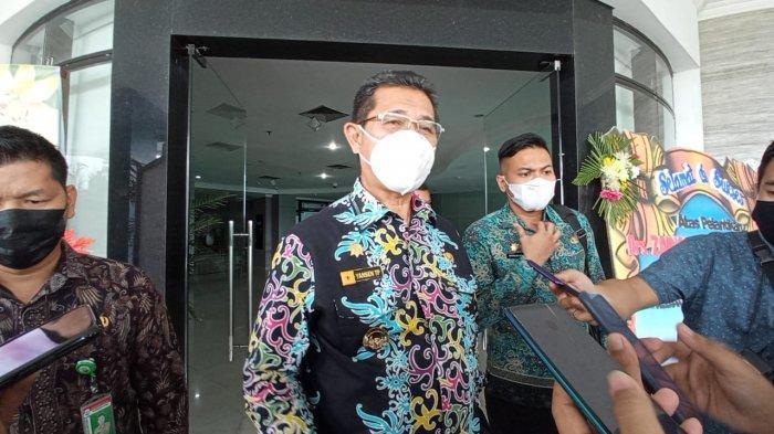 Wagub Kaltara Yansen TP Sebut Pembentukan DOB Kota Tanjung Selor Bisa Diwujudkan