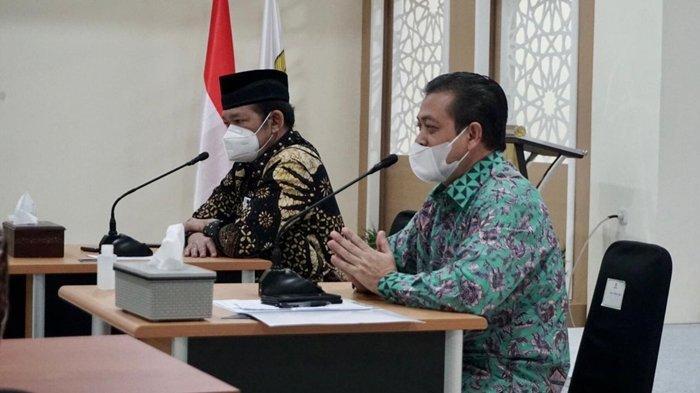Wagub Kaltim Hadi Mulyadi Pimpin Silaturahmi ke Baznas RI