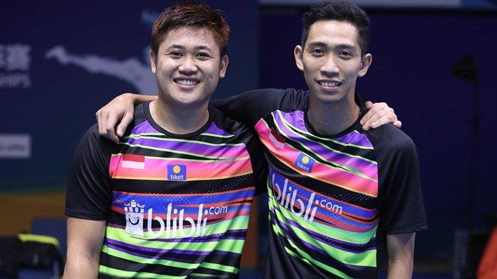Hasil Fuzhou China Open 2019 Wahyu/Ade Dihentikan Jepang, Ini Wakil Indonesia yang ke Babak Kedua