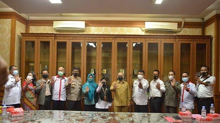 Seluruh Elemen Harus Partisipatif Berantas Narkoba, Wakil Bupati Dukung Terbentuknya Desa Bersinar
