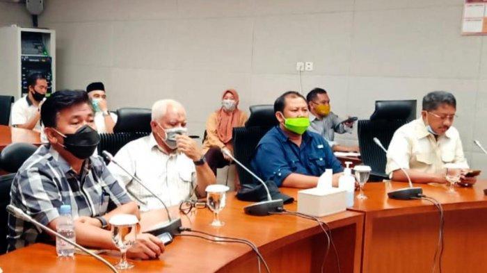 Pemkab Kukar Rakor Pilkada 2020, Wabup Chairil Anwar: Partisipasi Pemilih Lepas dari Target Nasional