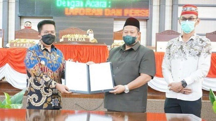 DPRD Kukar Setujui Rancangan Perubahan KUA-PPAS 2021
