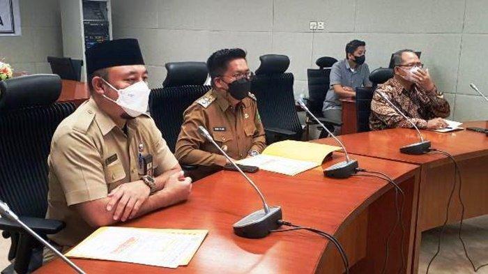 Perkuat Aksi Pencegahan Korupsi, Wabup Kukar Ikuti Launching Monitoring Centre for Prevention