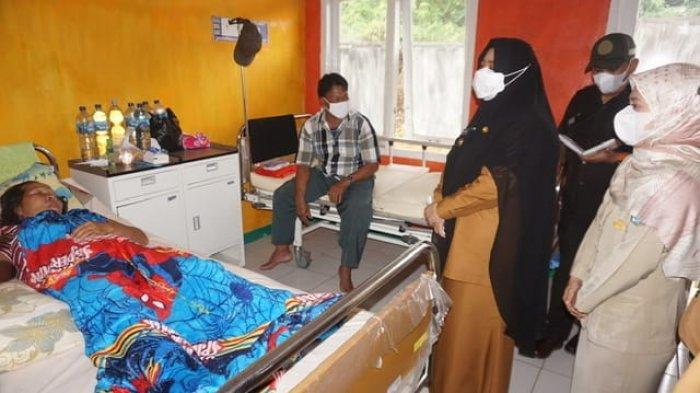 Wabup Paser Terima Keluhan Layanan Kurang Maksimal di Puskesmas Long Kali, Dokter Jarang di Tempat