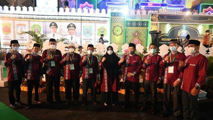 Wabup Apresiasi Kafilah Paser, Raih Peringkat Ke-7 pada MTQ Tingkat Provinsi Kaltim