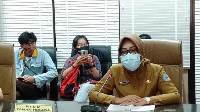 RSUD Taman Husada Bontang Akan Kaji Ulang Tarif Biaya Swab Antigen Bagi Pembesuk Pasien