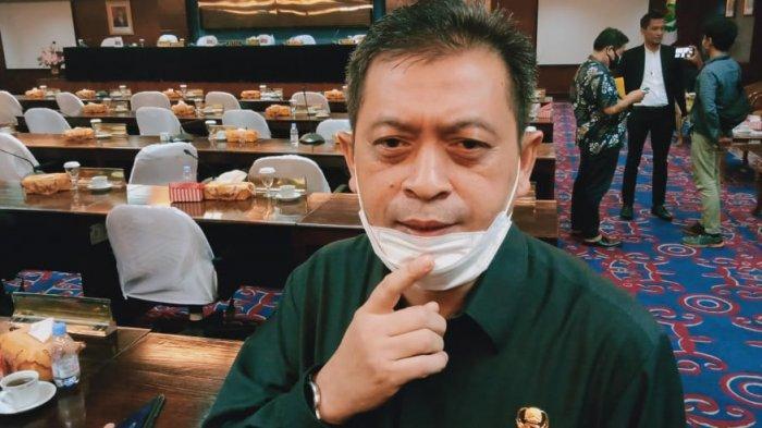 BREAKING NEWS Wagub Kaltim Hadi Mulyadi Terinfeksi Covid-19, Akui Tidak Bergejala Demam Batuk