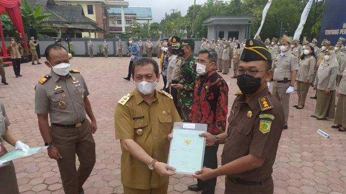 Instruksi Presiden Jokowi Basmi Mafia Tanah, Kepala ATR/BPN Kaltim Akan Koordinasi dengan Polisi