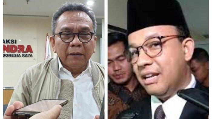 Anies Baswedan, DPRD DKI Jakarta Terancam Tak Gajian, Kader Prabowo Subianto Minta Ini ke Kemendagri