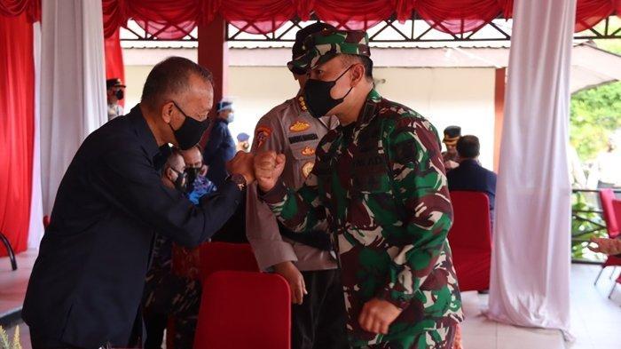 DPRD Kaltim Apresiasi Sinergi TNI-Polri Terkait Pencegahan Covid-19 dan Pengamanan Jelang Lebaran