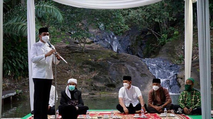 Wakil Ketua DPRD Samarinda Helmi Abdullah Gelar Buka Puasa Bersama, Walikota Andi Harun Juga Hadir