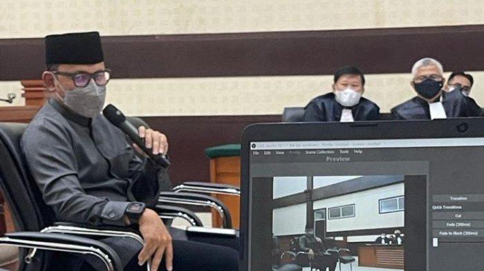 Kronologi JPU Potong Ucapan Habib Rizieq Saat Cecar Bima Arya, HRS Sebut Walikota Bogor Berbohong